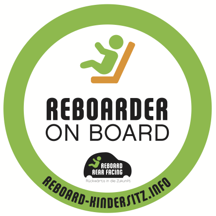 Logo des Verein Reboard-Kindersitze e.V.